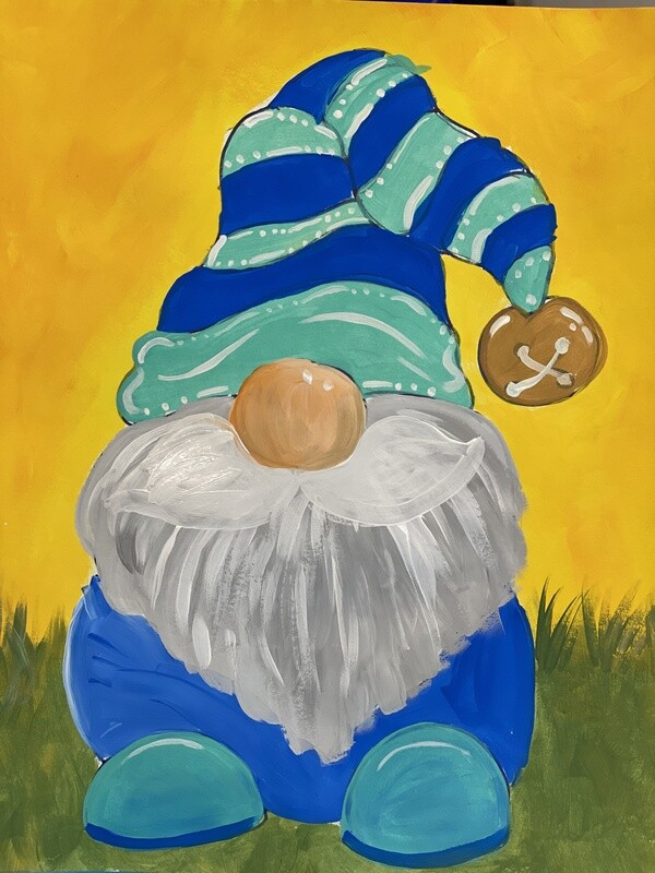 Gnome painting kit- all ages