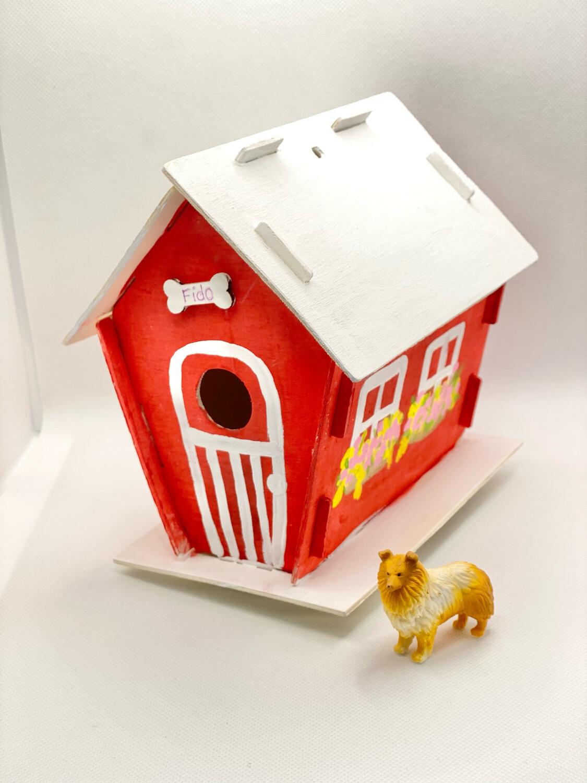 Dog House Kit!