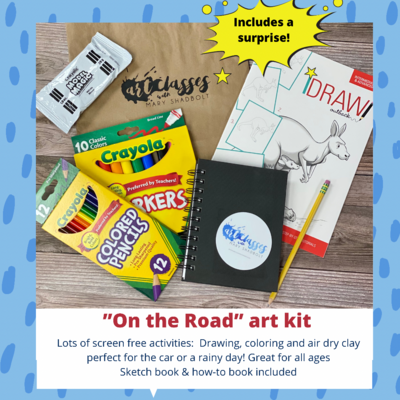 """""""On The Road"""" Kit"""