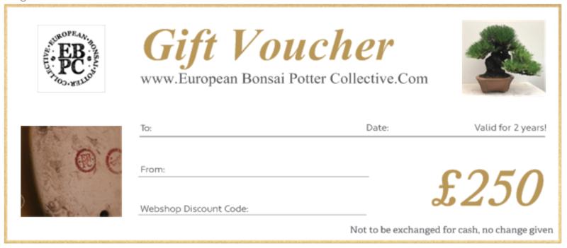 EBPC Gift Voucher - £250