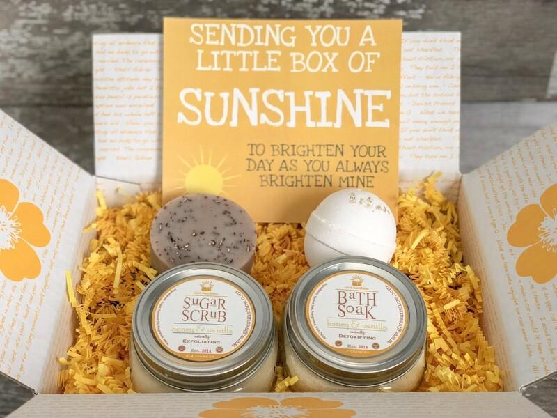 Live in the Sunshine Box
