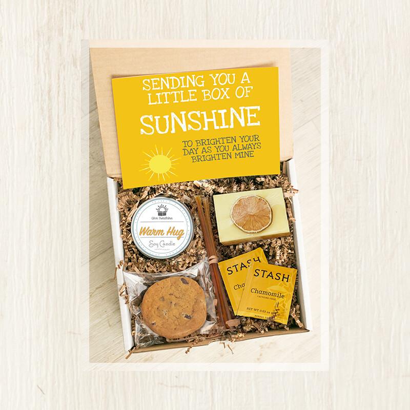 Sunshine Soap  Box