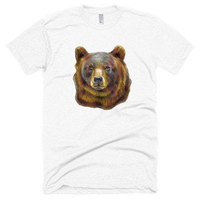 Bear Spirit Medicine || Short sleeve soft t-shirt