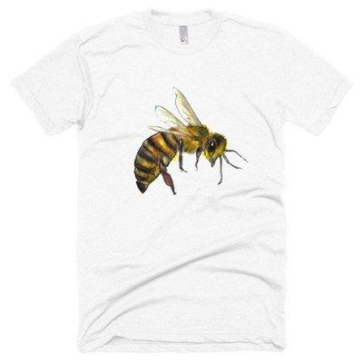 Bee Spirit Medicine || Short sleeve soft t-shirt