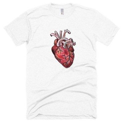Collective Heart || Short sleeve soft t-shirt