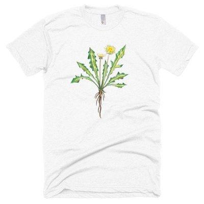 Dandelion Spirit Medicine || Short sleeve soft t-shirt