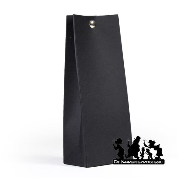 Zwart hoog zakje