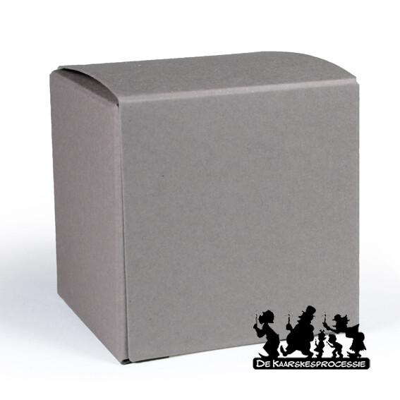 Taupe kubus