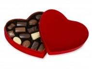 Leonidas geschenkdoos 'fluwelen hart'
