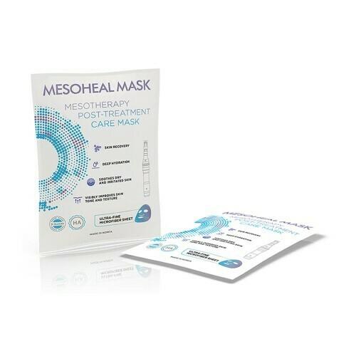 Маска для лица из биогеля MESOHEAL MASK