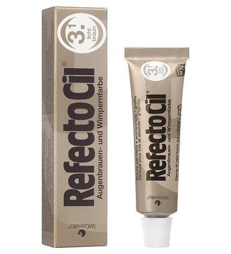 Краска для бровей и ресниц RefectoCil №3.1(светло-коричневая)