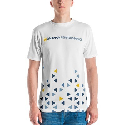 Krona Winter Triangle Men's T-shirt