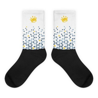 Krona Winter Triangle Socks