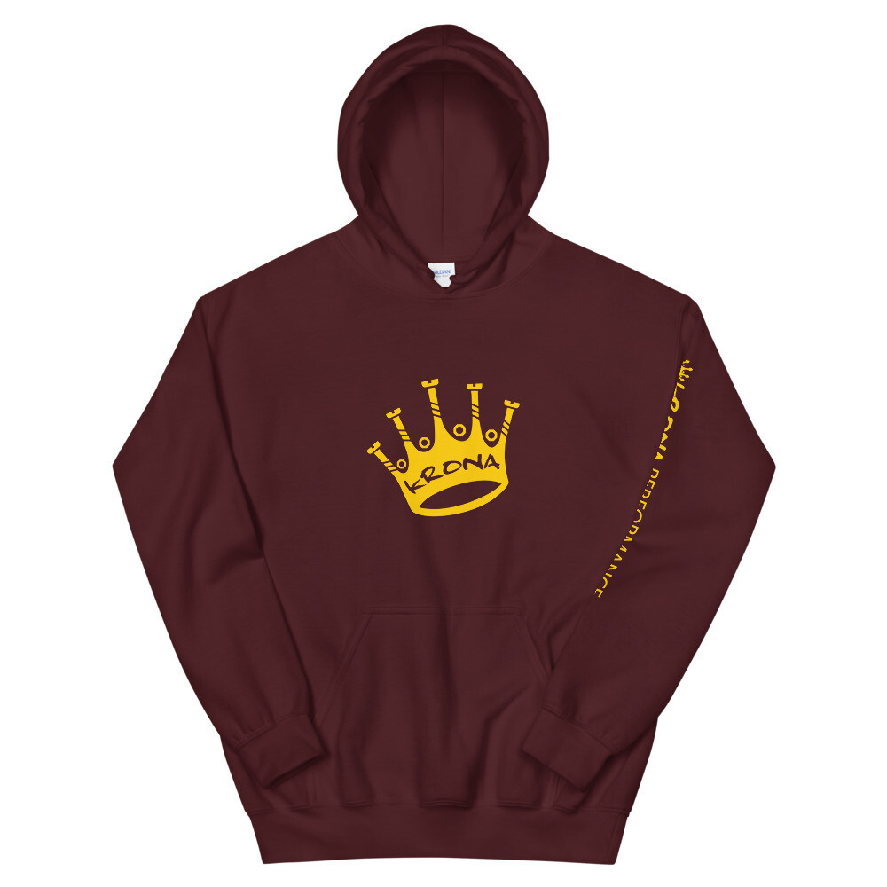 "Krona ""Nuts and Bolts"" Men's Hoodie"