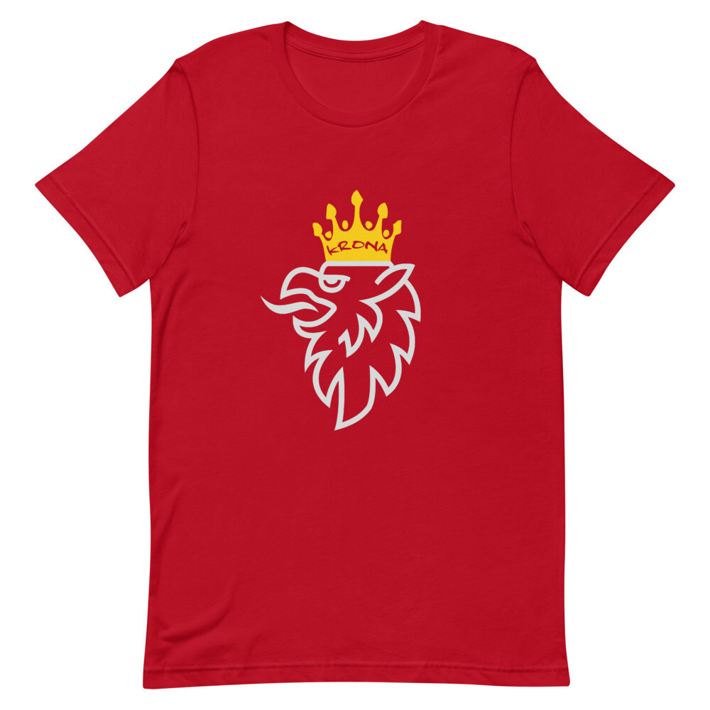 Krona Griffin T-Shirt (Red, Blue, Black)