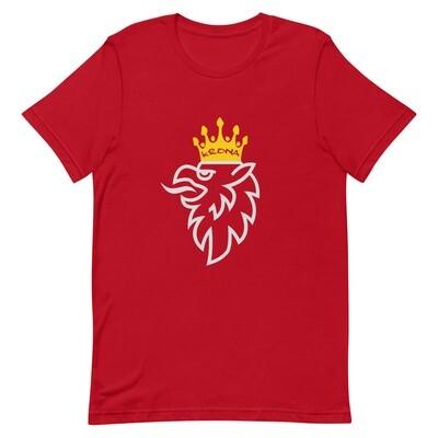 Krona Griffin T-Shirt (Red, Blue, Black)