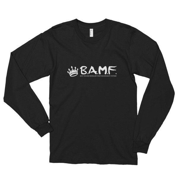 Krona BAMF Long Sleeve Black