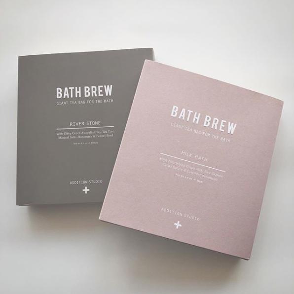 Addition Studio Bath Brew Tea Bag