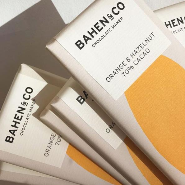 Bahen & Co Chocolate Bar