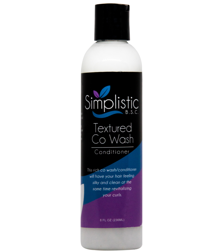 Textured Co Wash Conditioner