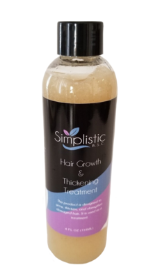 Hair Growth & Thickening Treatment