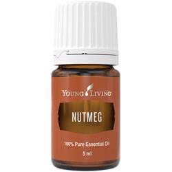 Natūralus Muskatmedžių Eterinis aliejus / Nutmeg Muscat Essential Oil 5 ml
