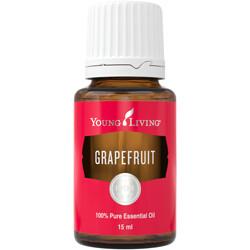 Natūralus Greipfrutų Eterinis aliejus / Grapefruit Essential Oil 15 ml