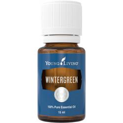 Natūralus Bruknuolių Eterinis aliejus / Wintergreen Essential oil 15 ml