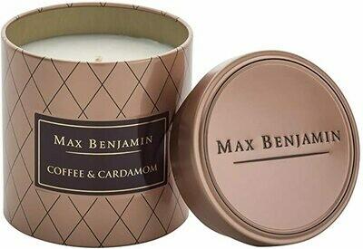 Rankų darbo žvakė COFFE CARDEMON