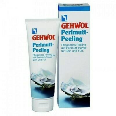 Gehwol Šveičiamasis pėdų kremas su perlų perlamutru 125 ml