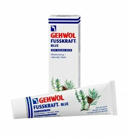Gehwol Blue Kremas sausai ir šiurkščiai pėdų odai 75 ml