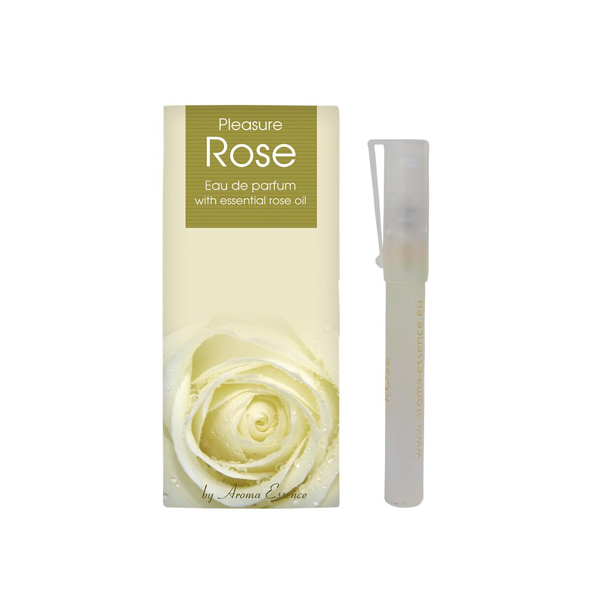 """Eau De Parfum Kvepalai su rožių aliejumi """"Pleasure"""" 8 ml"""