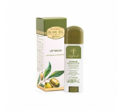 """Lūpų balzamas """"Olive oil of Greece"""" su alyvuogių aliejumi- 5g"""