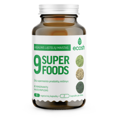 9-Superfoods