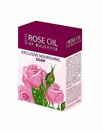 "Natūralus Minkštinamasis Muilas ""Regina Roses"" 100 g."