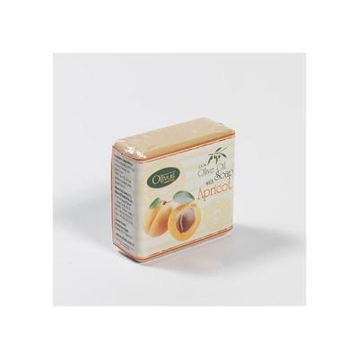 Muilas su alyvuogių aliejumi ir abrikoso ekstraktu 126g.