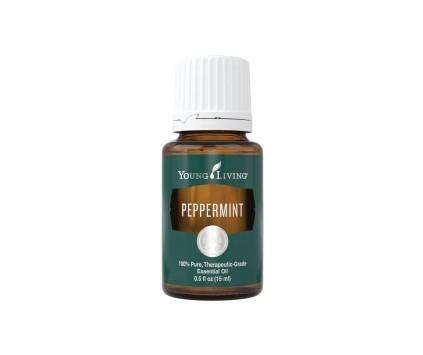 Natūralus Gaivinantis Pipirmėčių Eterinis aliejus / Peppermint Essential Oil 5ml.
