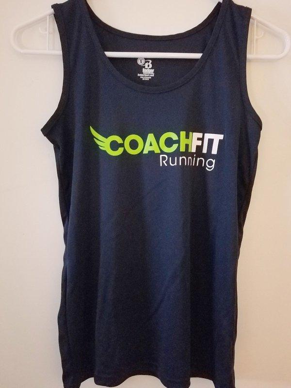 Women's CoachFit Performance Running Singlet