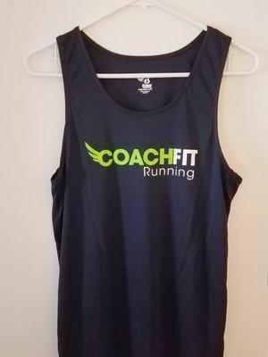 Men's CoachFit Performance Running Singlet