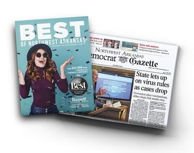 Winner's Magazine & Sunday Newspaper
