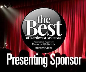 The Best of Northwest Arkansas 2020 Presenting Sponsorship