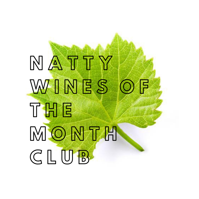 Natty Wines of The Month Club