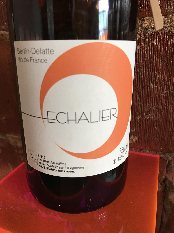 Bertin-Delatte L'Echalier Chenin Blanc 2015