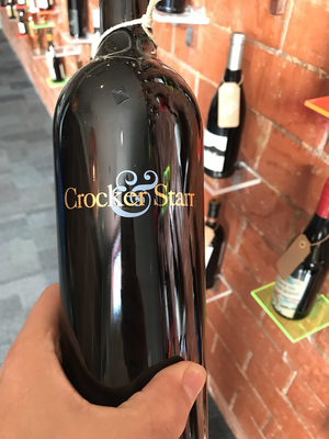 Crocker and Starr Stone Palace Cabernet 2014