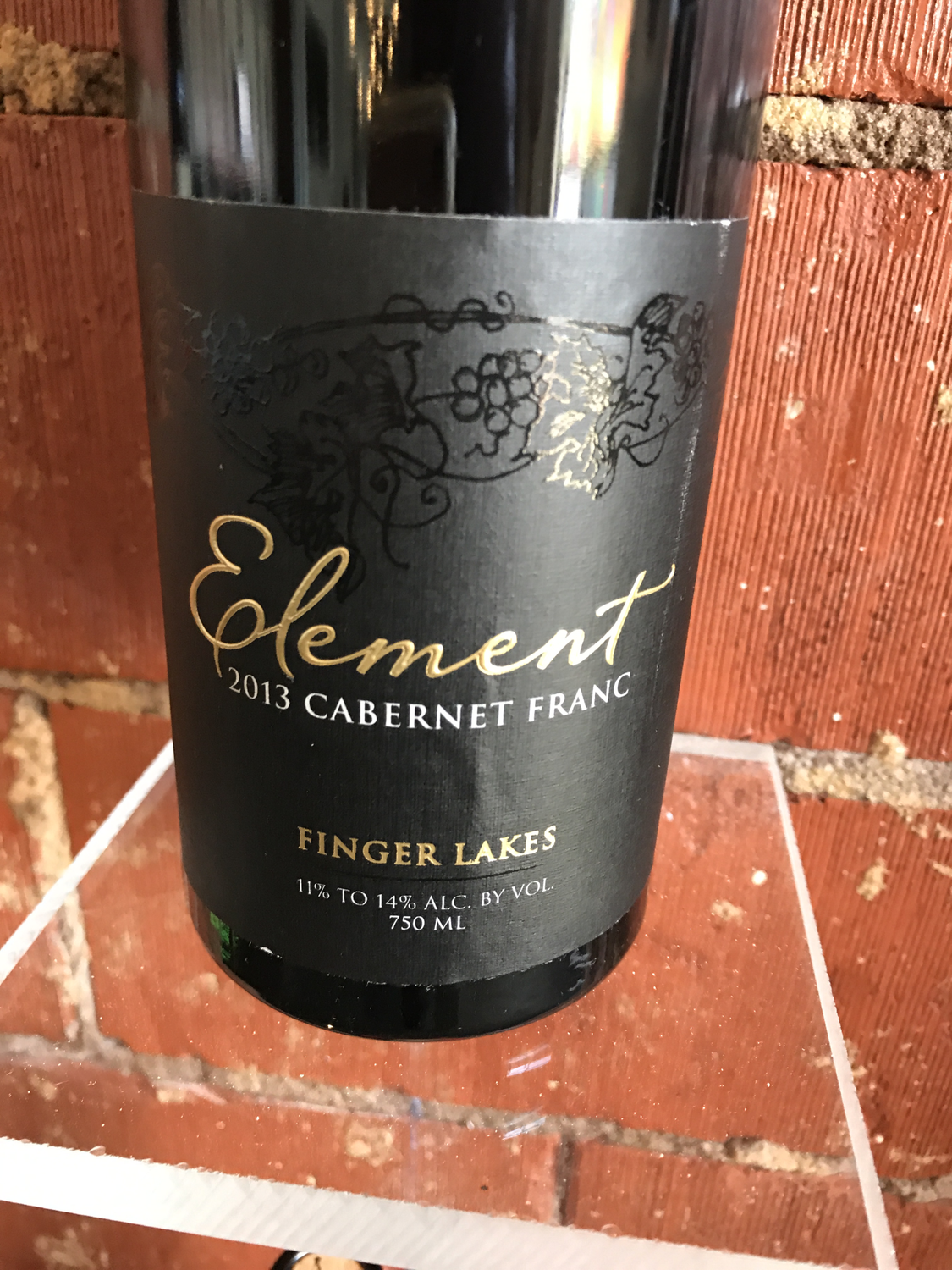 Element Cabernet Franc 2013
