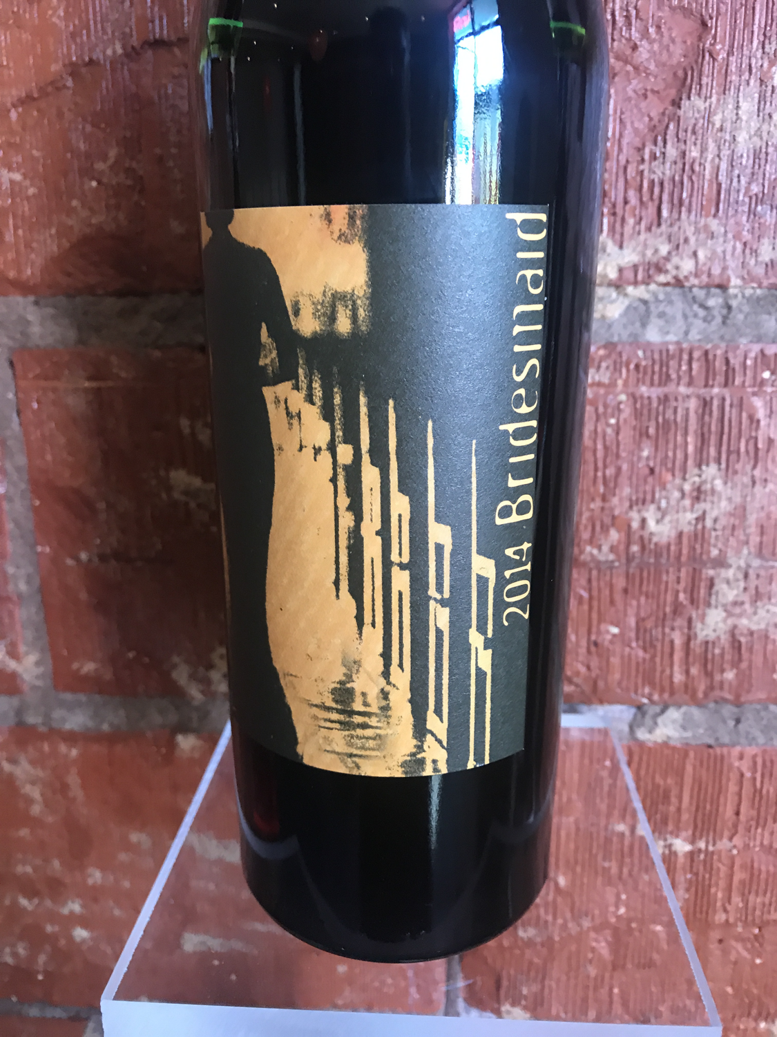Bridesmaid Red Blend