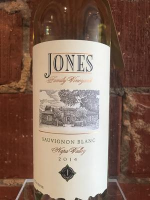 Jones Family Vineyards Sauvignon Blanc 2014