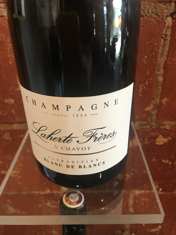 Laherte Frères Champagne  Rosée Ultra tradition