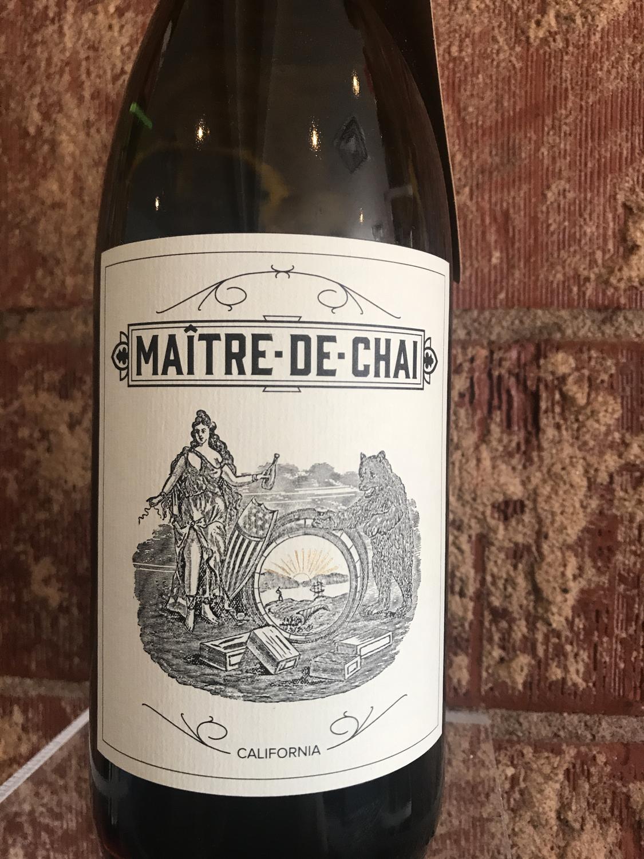 Maitre de Chai Kierkegaard Chenin Blanc 2016