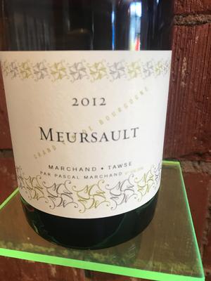 Marchand Meursault 2012
